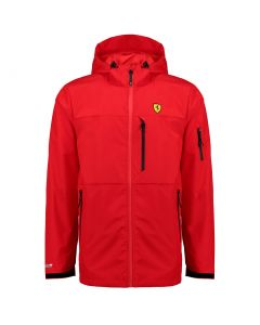 Ferrari Rain Jacket - Rood