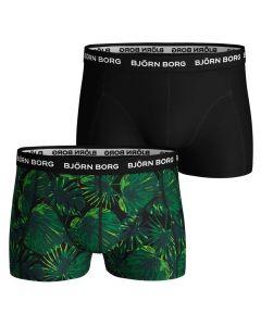Bjorn Borg 2-Pack Trunks Scott Tropical Leaf