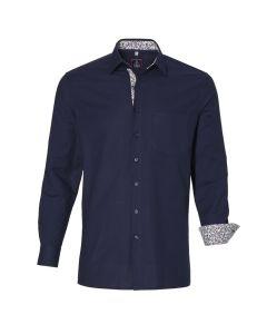 Fyren Oxford Dark Navy Overhemd