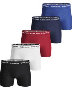 Bjorn Borg 5-Pack Boxers Black Mix