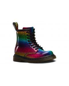 Dr. Martens 1460 T Ombre Glitter Rainbow Glitter