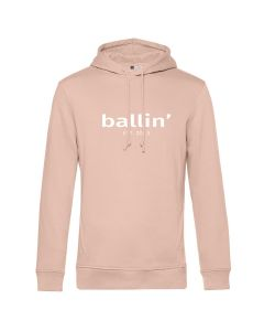 Ballin Est. 2013 Basic Hoodie - Roze