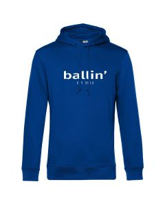 Ballin Est. 2013 Basic Hoodie - Royal