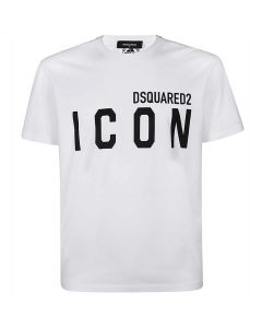 Dsquared2 Icon Tee Wit