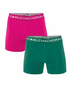 Muchachomalo Boxers 2-Pack Groen/Roze