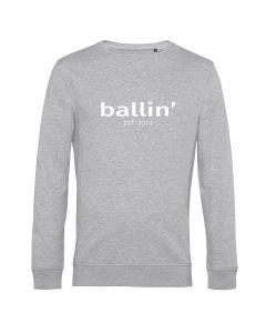 Ballin Est. 2013 Basic Sweater - Grijs