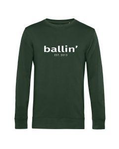 Ballin Est. 2013 Basic Sweater - Jade Groen