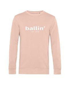 Ballin Est. 2013 Basic Sweater - Roze