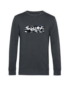 Ballin Est. 2013 Camo Block Sweater - Antraciet