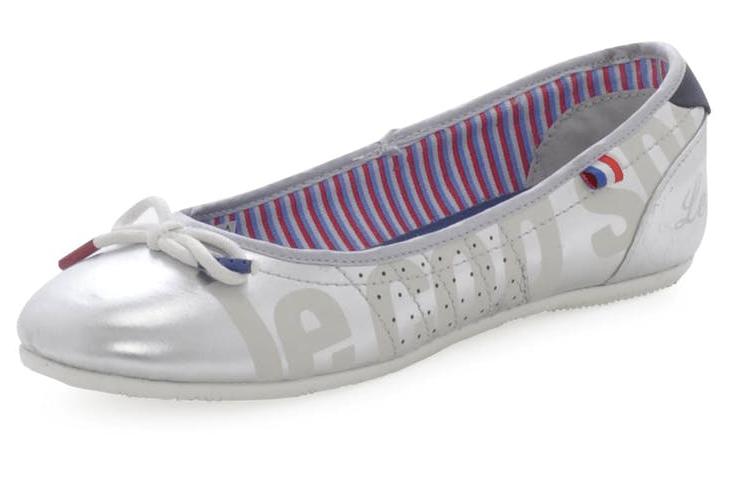 Van Fashion For Less Hyeres Ballerina JR Silver Prijsvergelijk nu!