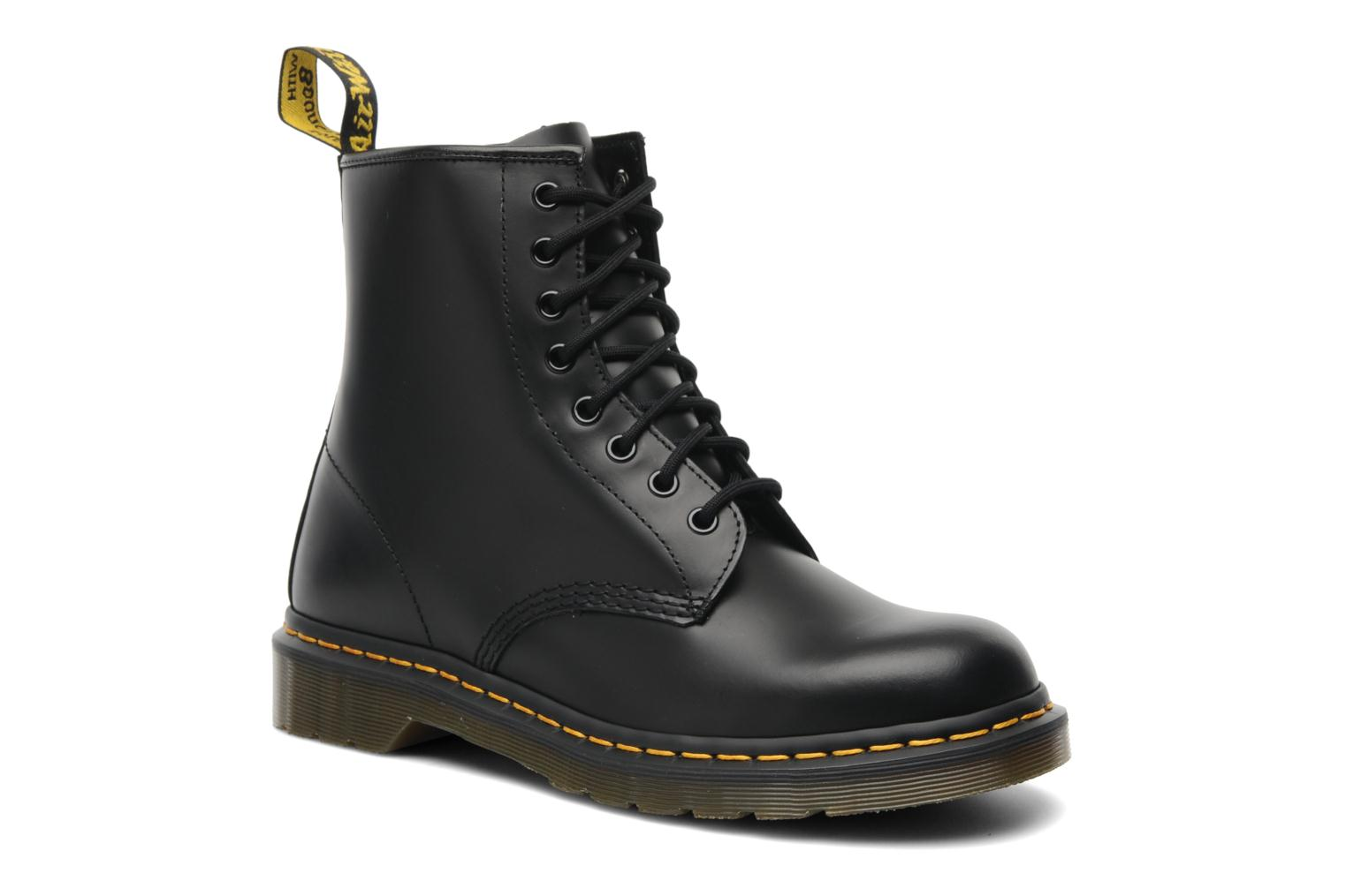 Van Fashion For Less 1460 Black Smooth Boots Prijsvergelijk nu!
