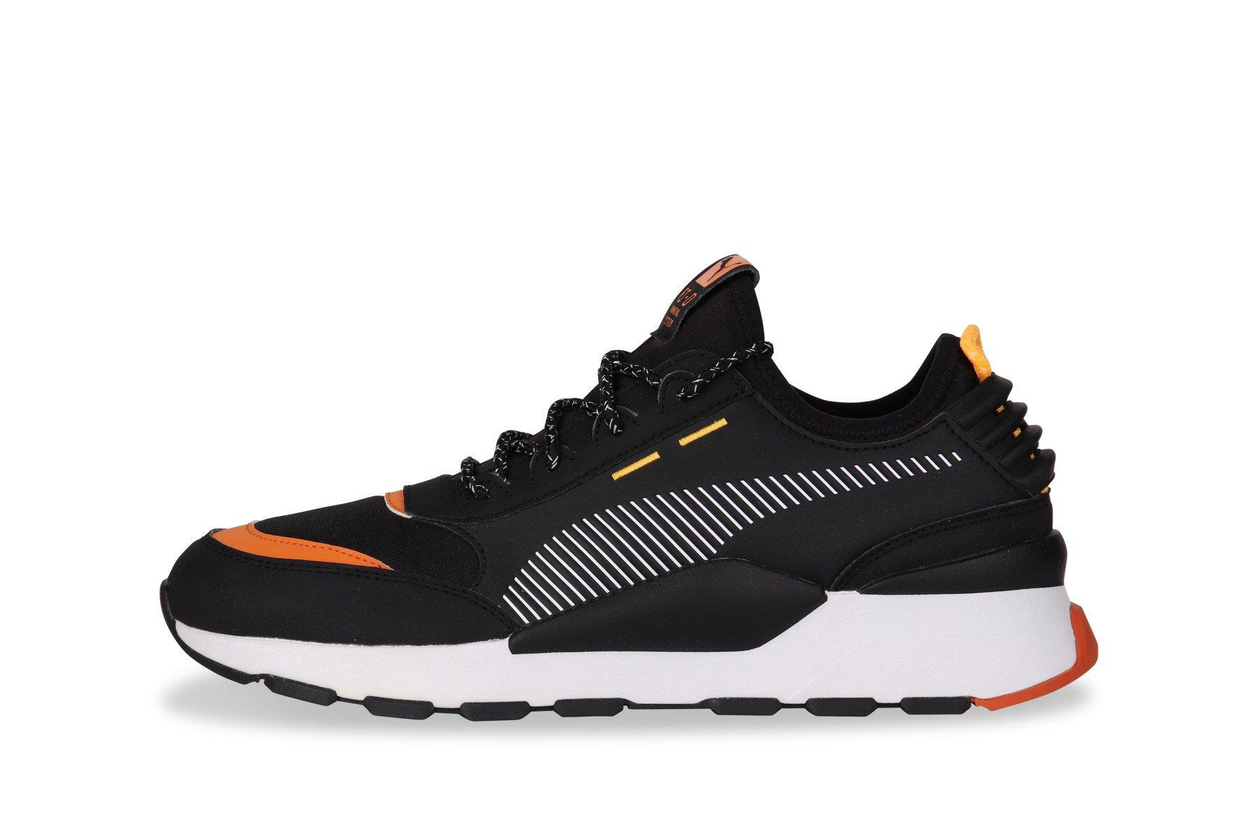 Puma - RS-0-Trail Black/Orange Alert