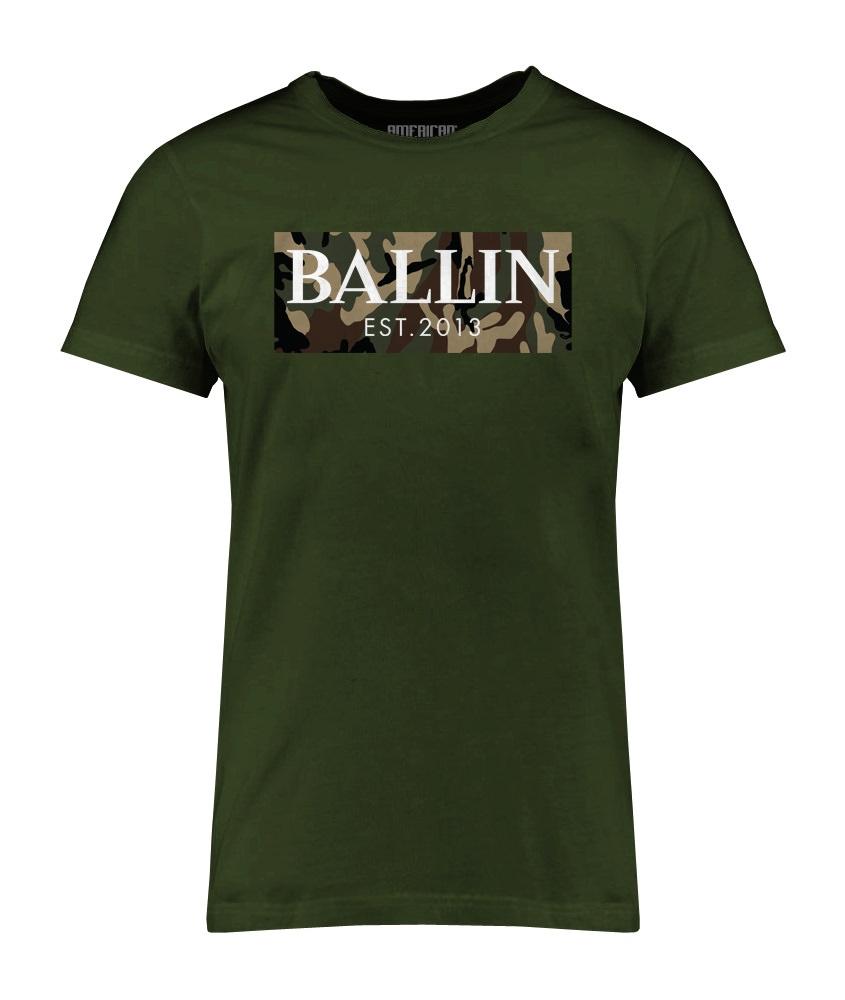Camo Army Shirt