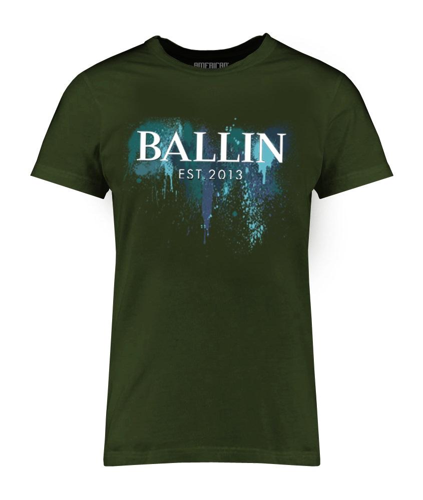 Van Fashion For Less Blue Paint Shirt Prijsvergelijk nu!